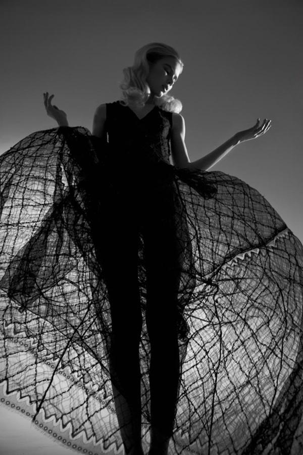 Model: Elsa Sylvan