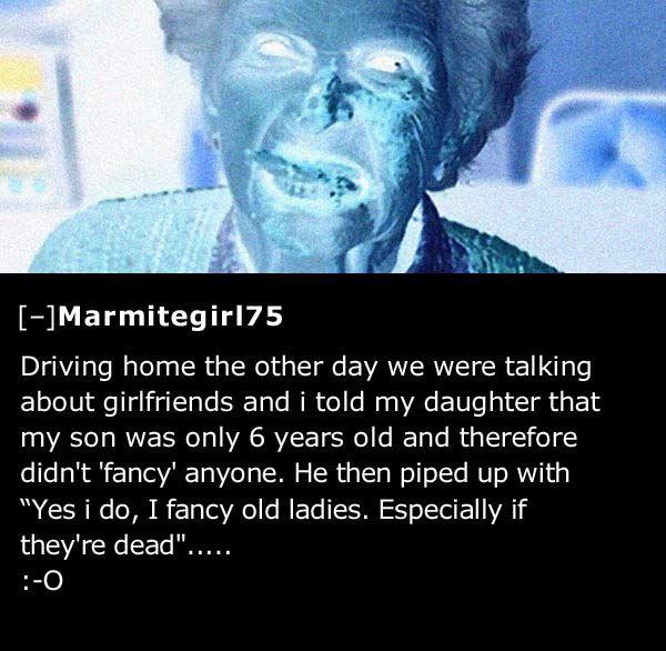19 Super Creepy Things Kids Have Said