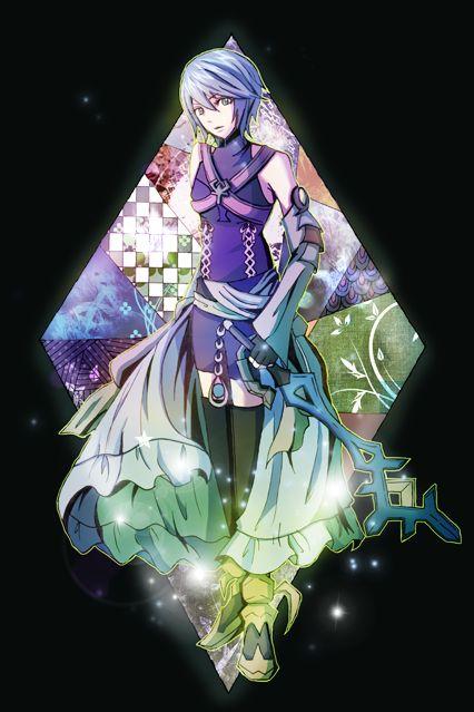 aqua by ~MrSkyScrapper on deviantART Kingdom Hearts Pinterest