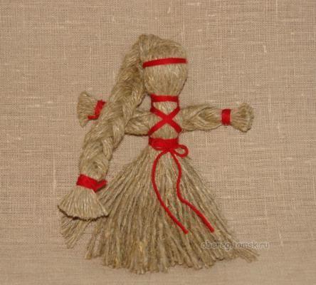 Древнерусская кукол