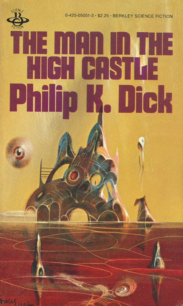 The Man in the High Castle, book cover