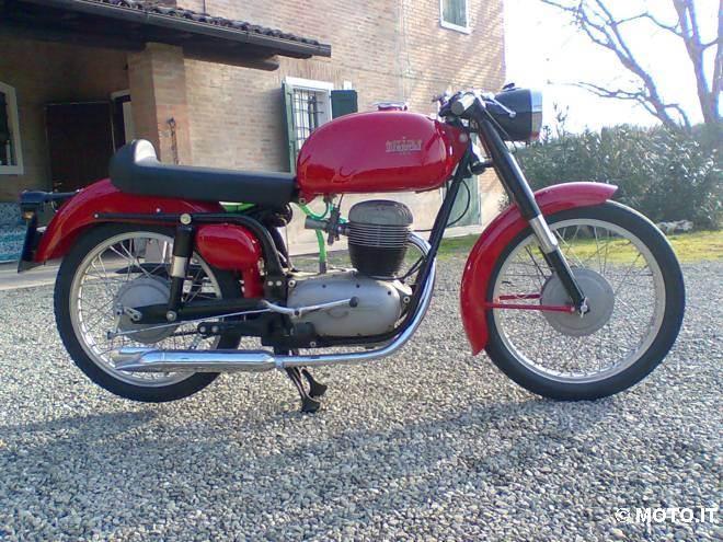bianchi tonale 175 motorcycles pinterest