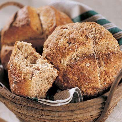 brown bread Luck O' the Irish Menus | MyRecipes.com