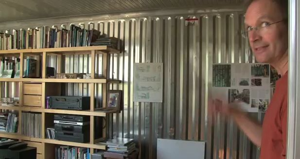 Insulated container hmmm house pinterest - How do you insulate a shipping container home ...