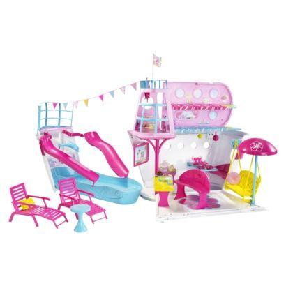 Barbie Sisters Cruise Ship  5th Birthday Ideas  Pinterest