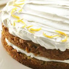 whole wheat carrot cake | Awesome Desserts | Pinterest