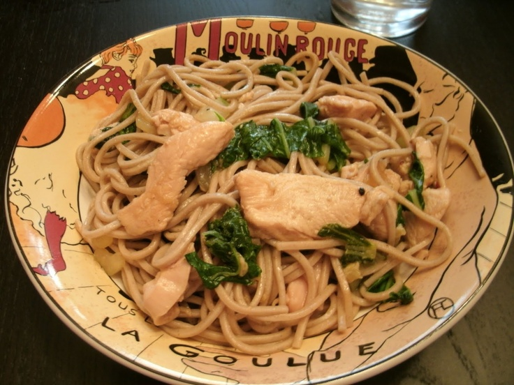 Bok Choy Chicken Stir Fry | Favorite Recipes | Pinterest