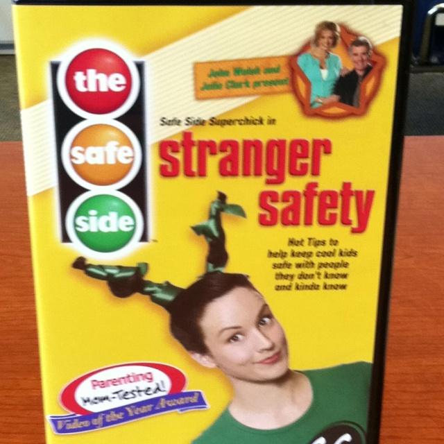 Pics For > Stranger Danger Poster