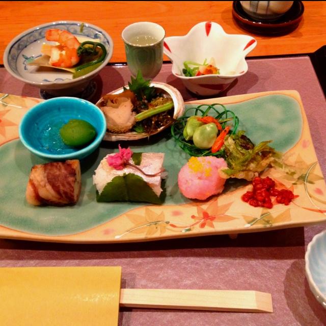 Japanese appetizer japnese food pinterest for Asian cuisine appetizers