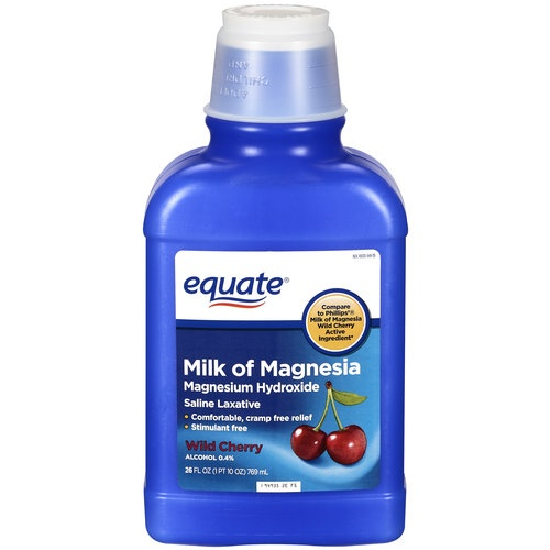 milk of magnesia facial mask