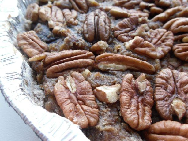 Raw pecan pie dessert | Raw Recipes | Pinterest