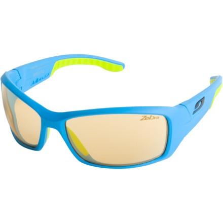 40e9a4cc80 Julbo Bivouak Zebra Photochromic Sunglasses