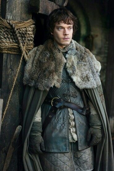 game of thrones theon captain's daughter