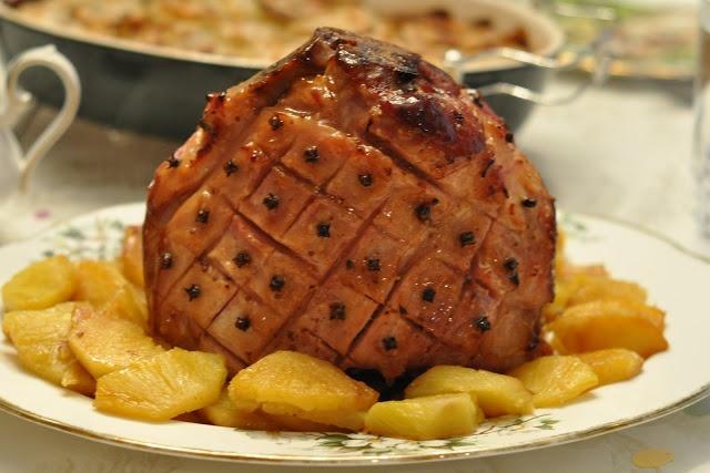 Glazed Ham | Recipes - Meat, poultry, TVP | Pinterest