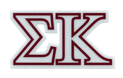 Letters | Sigma Kappa Love! | Pinterest
