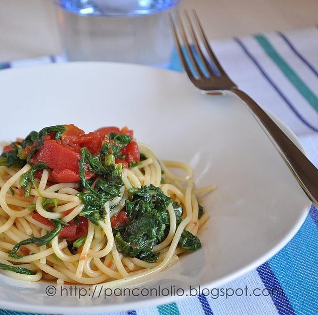 chestnut sage and prosciutto spaghetti recipes dishmaps chestnut sage ...