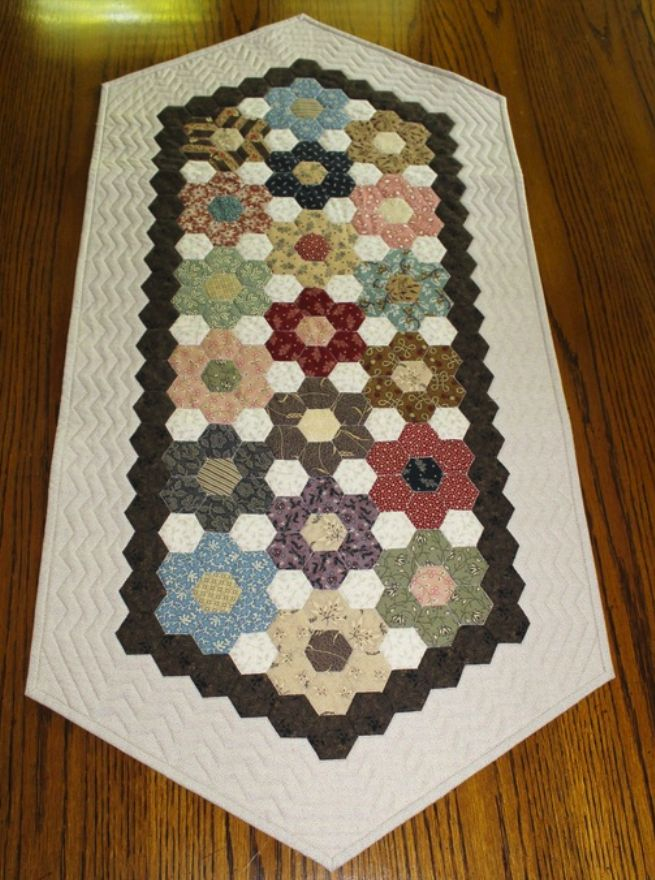 Pinterest Quilting Table Runners : table runner Quilts Pinterest