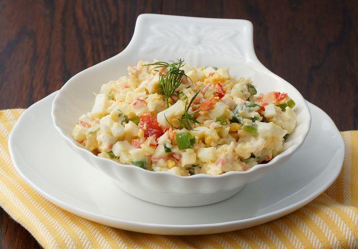 Easy Crab Salad | Food - Salads | Pinterest