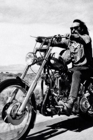 easy rider Dennis Hopper | Dudes | Pinterest