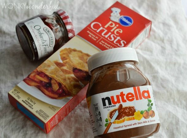 valentine's day nutella recipes
