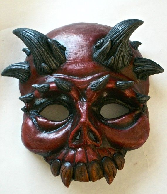 Demon Skull Mask Demon Skull Mask