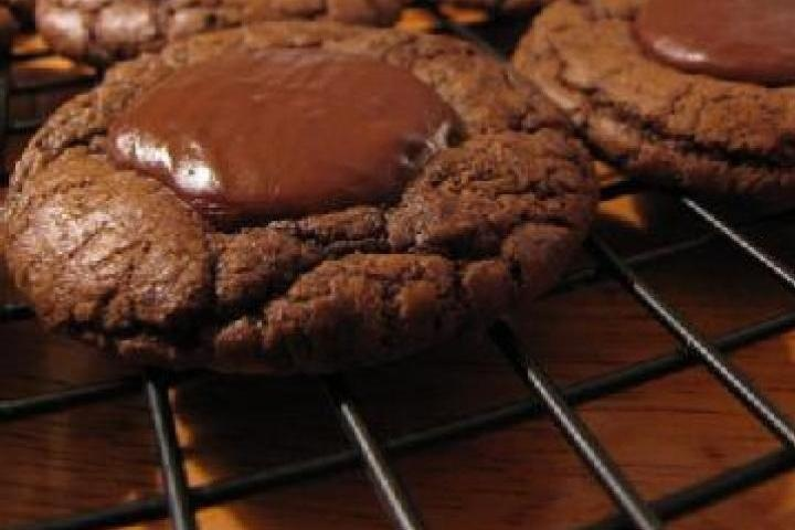 Chocolate Mint Candies Cookies | Yummy Treats | Pinterest
