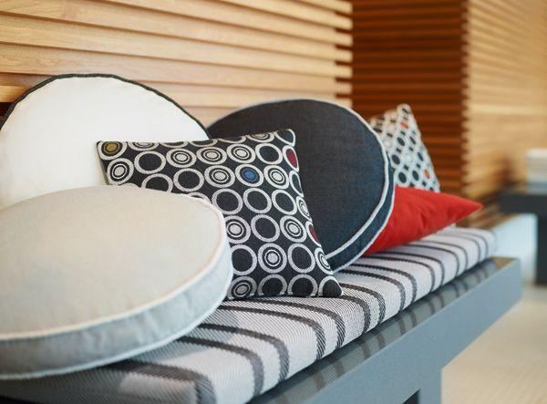 Tessuti, Tappeti e Tende Zimmer Rohde In & Outdoor progettazione casa funzionale, prodotti di arredamento Bassi Arredamenti