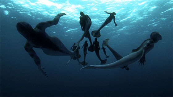 NOAA: No Evidence of Aquatic Humanoids Has Ever Been Found