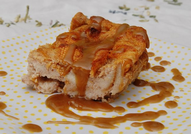 Bread pudding with whiskey sauce | Culinaria | Pinterest