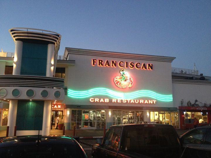 The Franciscan Crab Restaurant San Francisco Ca F 2017