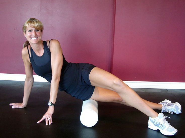 photo 5 Foam Rolling Moves That Can Ease Your Aches And Pains—Physically And Emotionally
