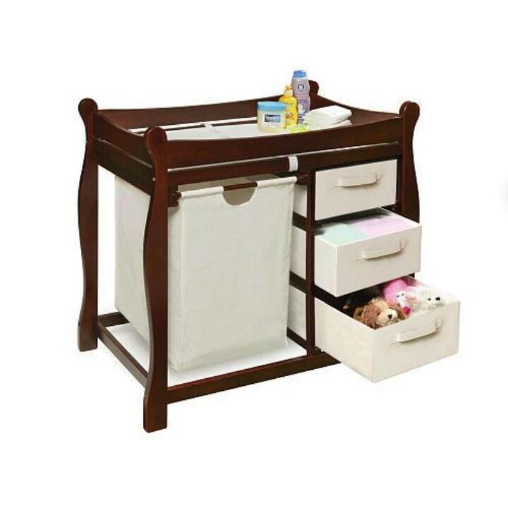 Diaper changing table | baby drake | Pinterest