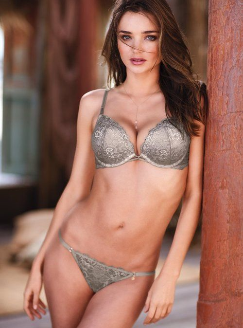 miranda kerr for new victoria secret lingerie photoshoot