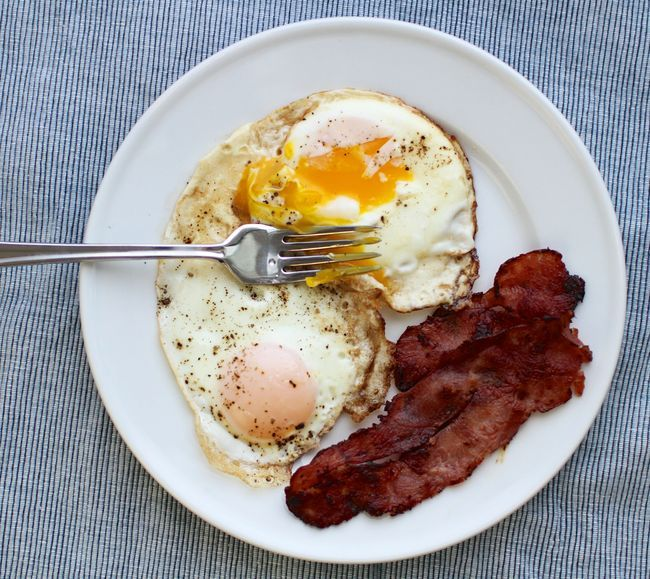 How do you make your eggs? A new method for making perfect fried eggs ...