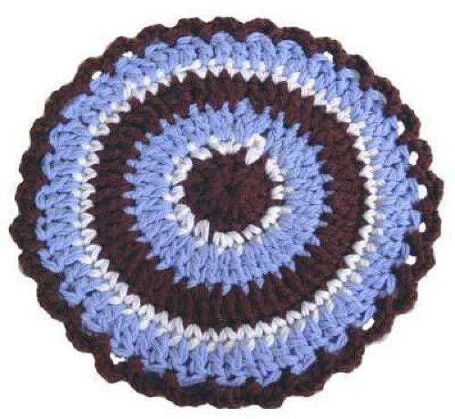 Hot pad Knitting and Crocheting Pinterest
