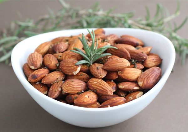 rosemary amp olive oil roasted almonds 2peas amp their pod super fast ...