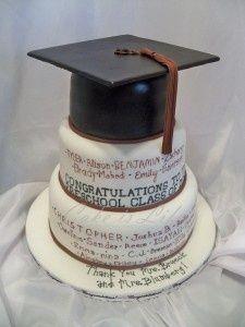 graduation idea.