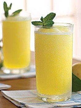 Frozen Lemonade and Vodka