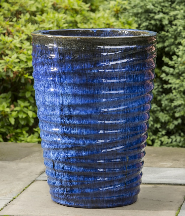 Pin by garden fountains com on glazed and ceramic planters and founta