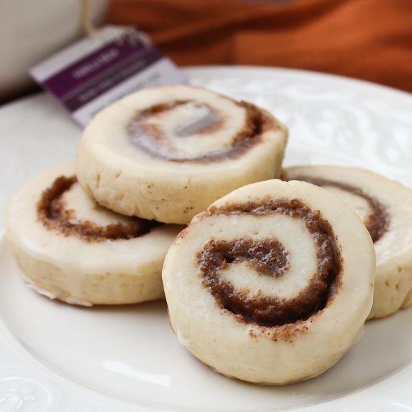 Cinnamon Roll Cookies {Sommer-A Spicy Perspective}
