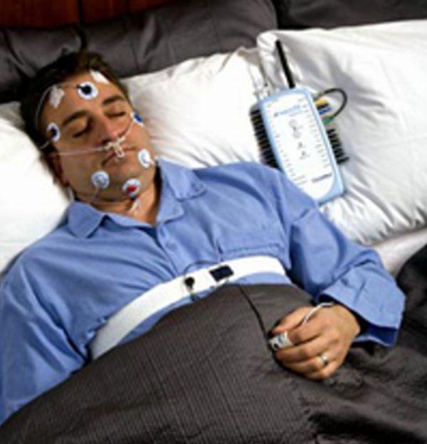 sleep apnea testing machine