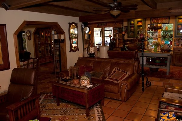western rustic living room for the home pinterest
