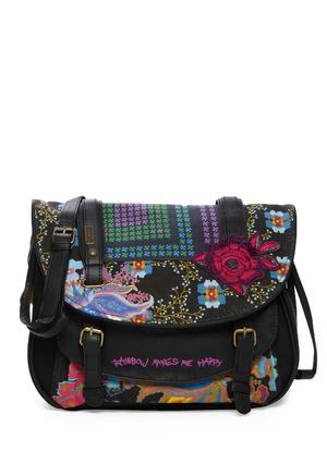 DESIGUAL Rounded Crossbody Bag | Purse me | Pinterest