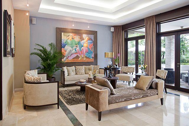 Adriana Hoyos fue la decoradora de la casa de Maru00eda Dolores u00c1lvarez ...