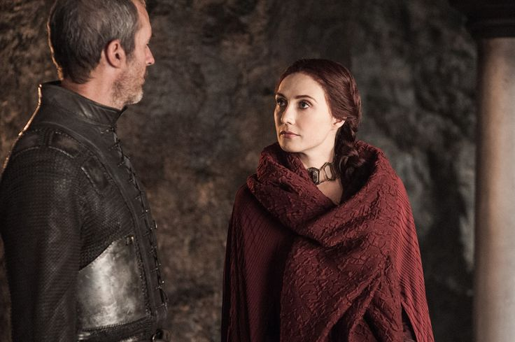 game of thrones the red woman