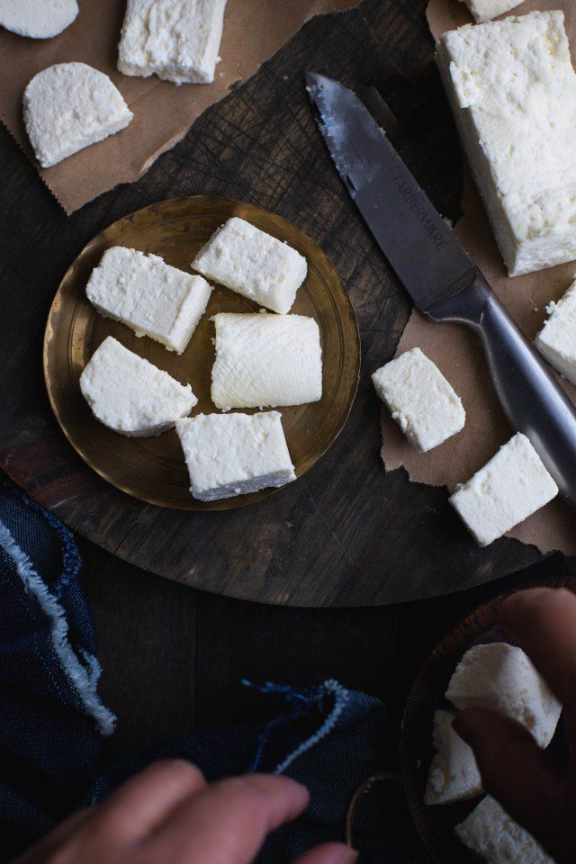 SinfullySpicy - How to Make Paneer/Panir, Indian Cottage Cheese
