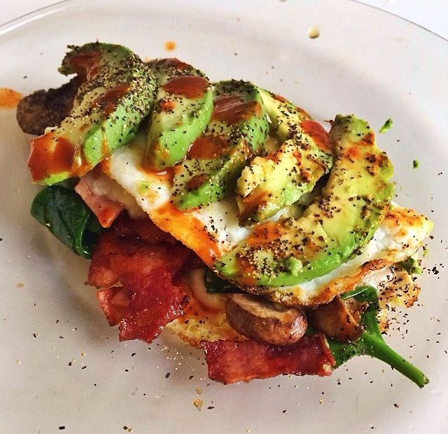 Avocado egg sandwich | Good Foodie and Drinks | Pinterest