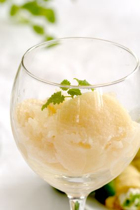 Pear sorbet | Recipes I'd like to try | Pinterest