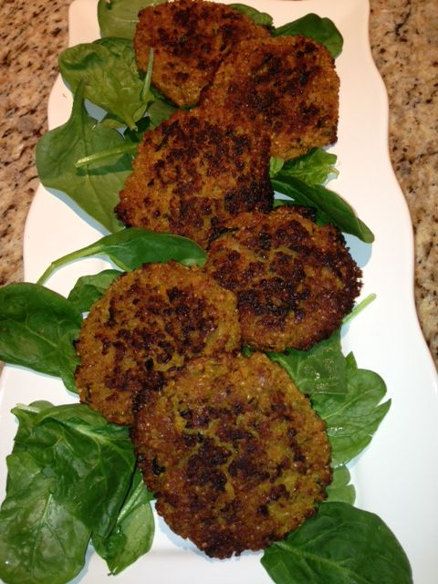 Sweet Potato Patties Recipe — Dishmaps