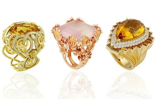 Atelier #Versace #Jewelry collection